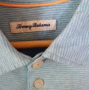 Tommy Bahama Pacific Shore Polo Size L